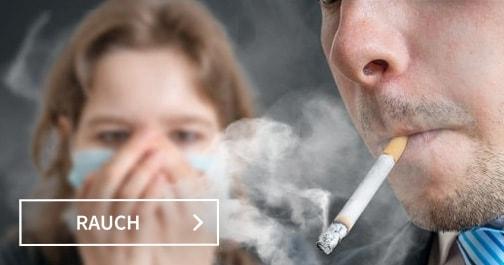 Luftreiniger gegen Rauch