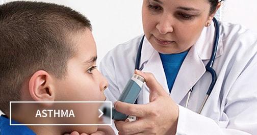 Luftreiniger bei Asthma