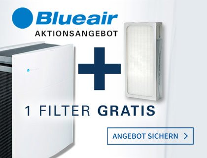 Blueair Aktionsangebote